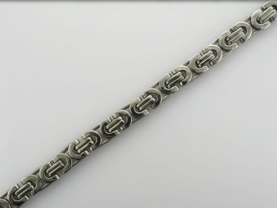 Image sur Bracelet en acier inoxydable de la Collection L'Aventurine