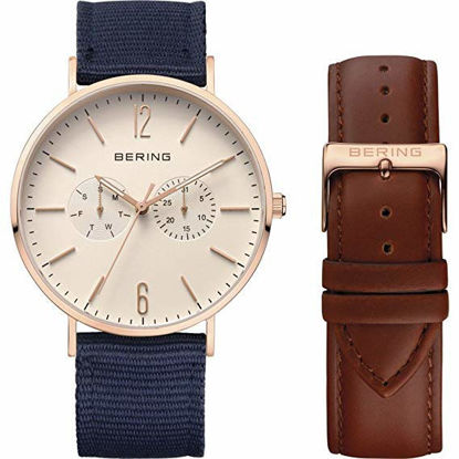 Image de Montre beige de la Collection Bering