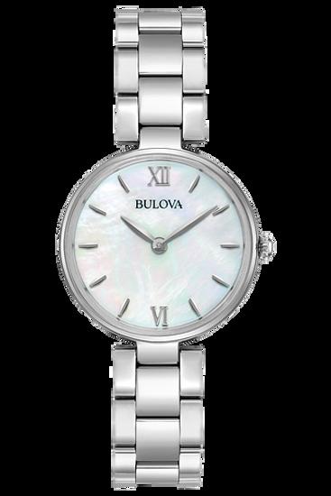 Image sur Montre acier de la Collection Bulova