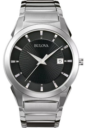 Image de Montre acier de la Collection Bulova