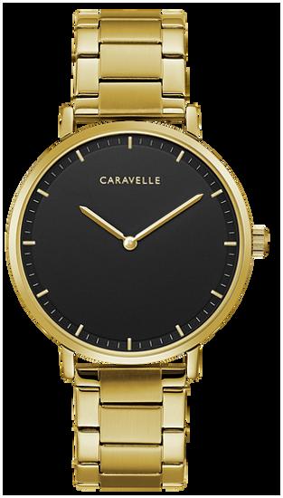 Image sur Montre or de la Collection Caravelle