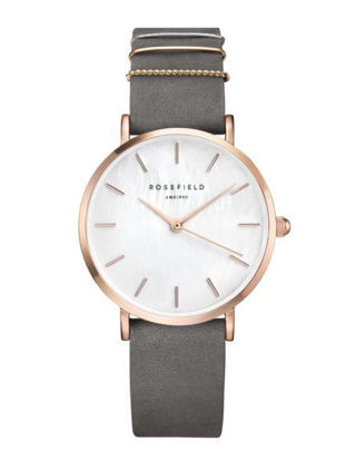 Image de Montre avec bracelet gris de la Collection Rosefield