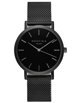 Image de Montre noire de la Collection Rosefield