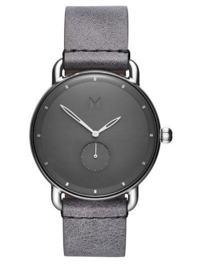 Image sur Montre grise de la Collection MVMT