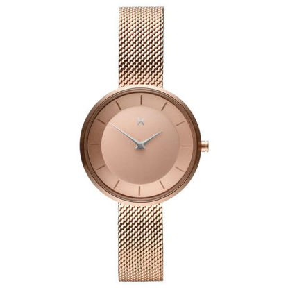 Image de Montre or rose de la Collection MVMT