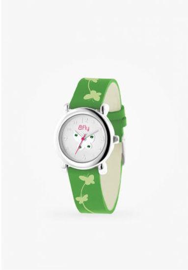 Image sur Montre verte de la Collection Bfly