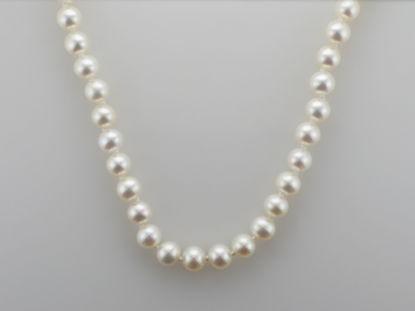 Image de Collier de perles d'eau douce 20''