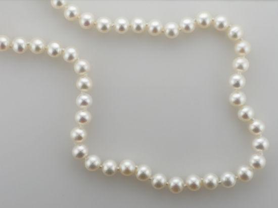 Image sur Collier de perles d'eau douce 20''