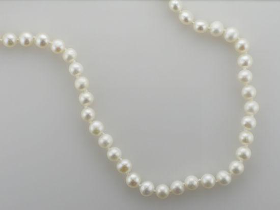 Image sur Collier de perles d'eau douce 18''