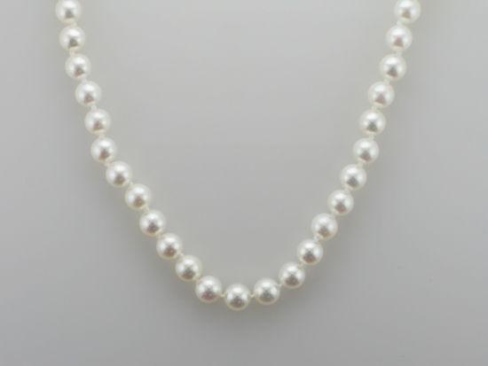 Image sur Collier de perles de culture 20''