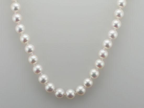Image sur Collier de perles de culture 16''