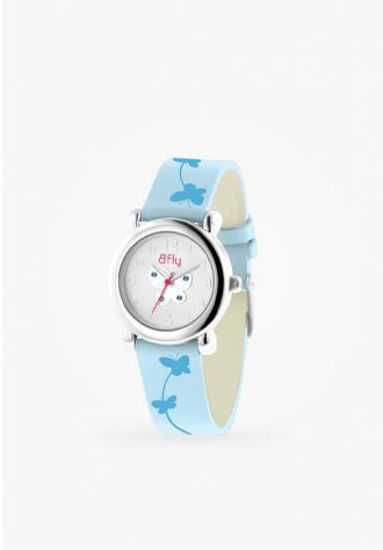 Image sur Montre bleue de la Collection Bfly