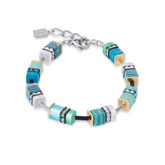 Image sur Bracelet turquoise de la Collection Cœur de lion