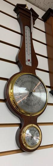 Image sur Thermomètre - Baromètre Howard Miller 612-712
