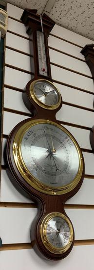 Image sur Thermomètre - Baromètre Howard Miller 612-718