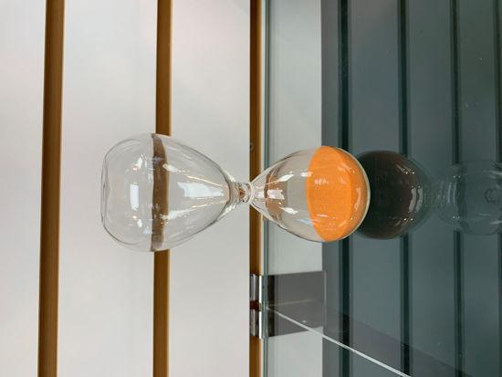 Image sur Sablier orange 91216